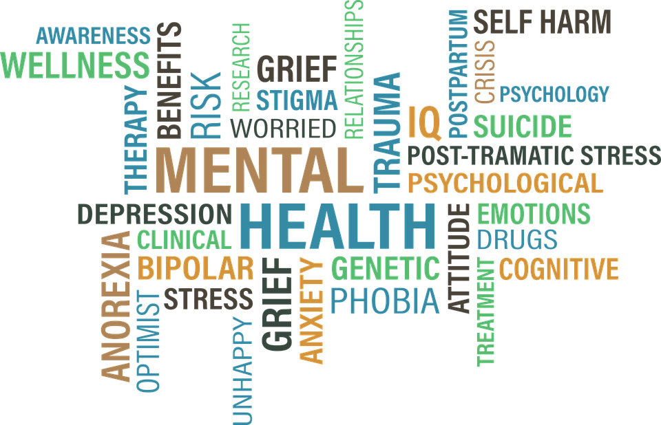 Mental Disorders Beyond The Couch